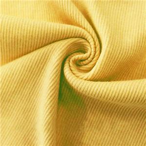 4*2 Rayon Spandex Rib Fabric