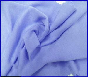 4*3 Rayon Lycra Rib Fabric