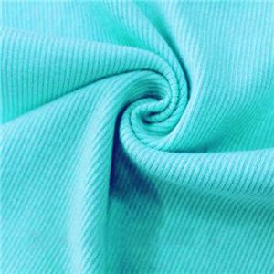 30s cvc 7*4 rib fabric