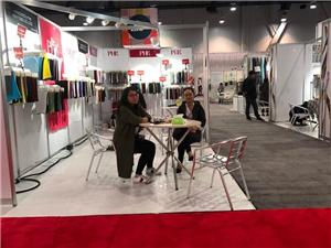 Fabric Exhibition in Vagas USA 2018