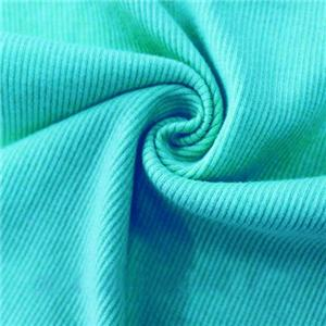 viscose Spandex Rib Fabric