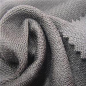 Polyester Terry Knitting Fabric