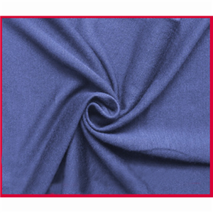 Viscose Ring Spun Spandex Single Jersey Knitting Fabric
