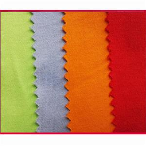 Cotton Interlock Knitted Fabric