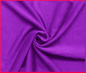 Rayon Vortex Spandex Single Jersey Knitting Fabric