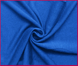 Rayon Siro Spandex Single Jersey Knitted Fabric