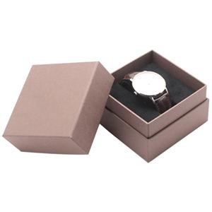 Design luxury strap box watch packaging