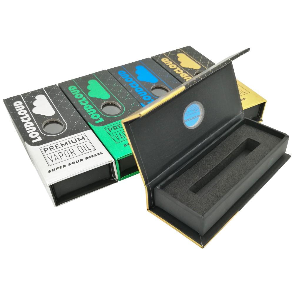 Caja de Vape de embalaje del cartucho de la pluma