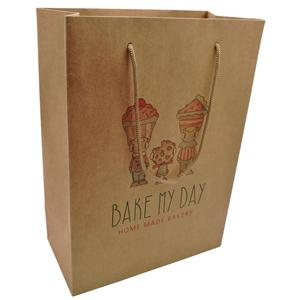 Print Luxury Packaging Craft Paper Bag