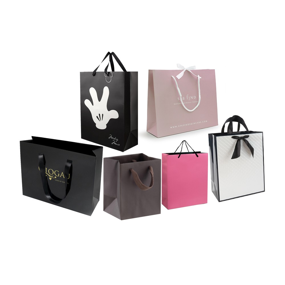Kraft White Paper Bag With Your Own Logo Manufacturers, Kraft White Paper Bag With Your Own Logo Factory, Supply Kraft White Paper Bag With Your Own Logo
