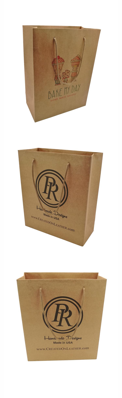 paper bag custom print