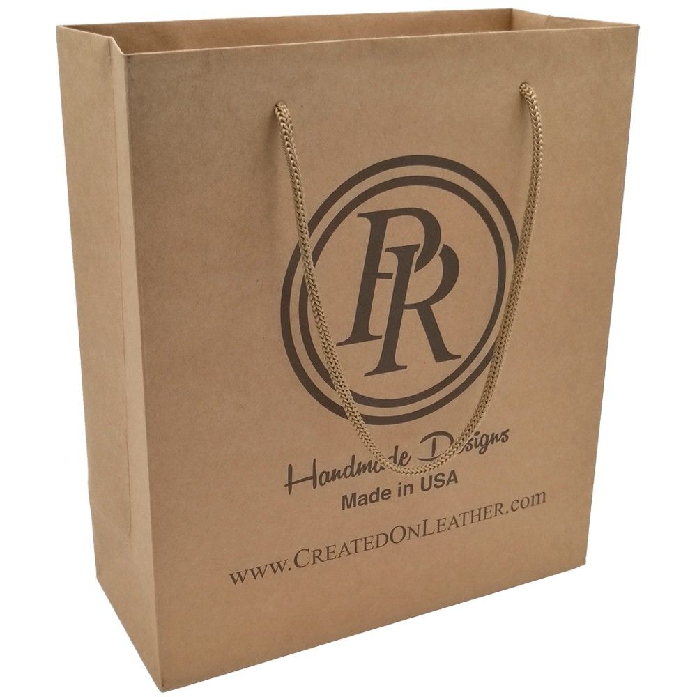 Packaging Brown Paper Bags With Handles