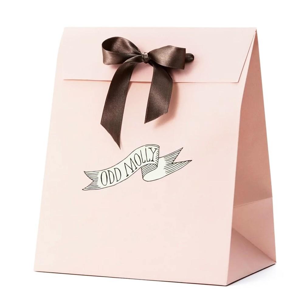 Luxury Handle Kraft Paper Shopping Bag Manufacturers, Luxury Handle Kraft Paper Shopping Bag Factory, Supply Luxury Handle Kraft Paper Shopping Bag