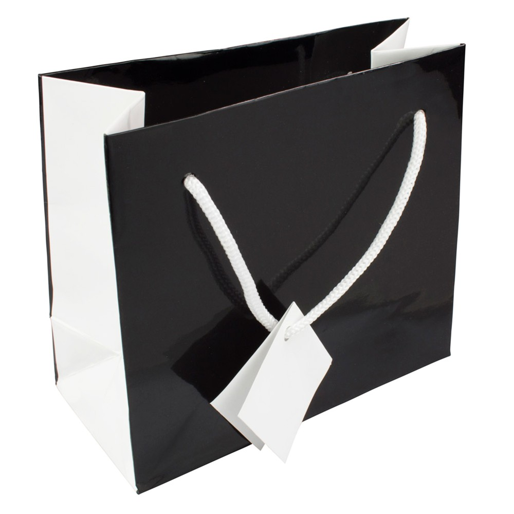 Package Paper Bag For Gift Packaging