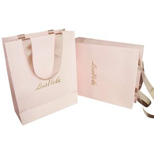 Design Packing Paper Door Gift Paper Bag