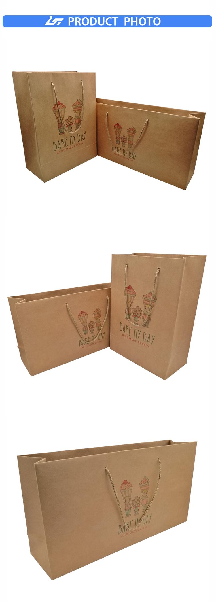 custom size paper bags