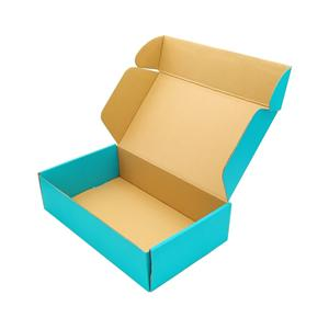 Shipping Cosmetic Paper Packaging Box