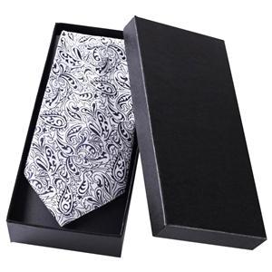 Cardboard Gift Clip Necktie Bow Tie Boxes