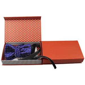 Gift Ribbon Bow Tie Packaging Box