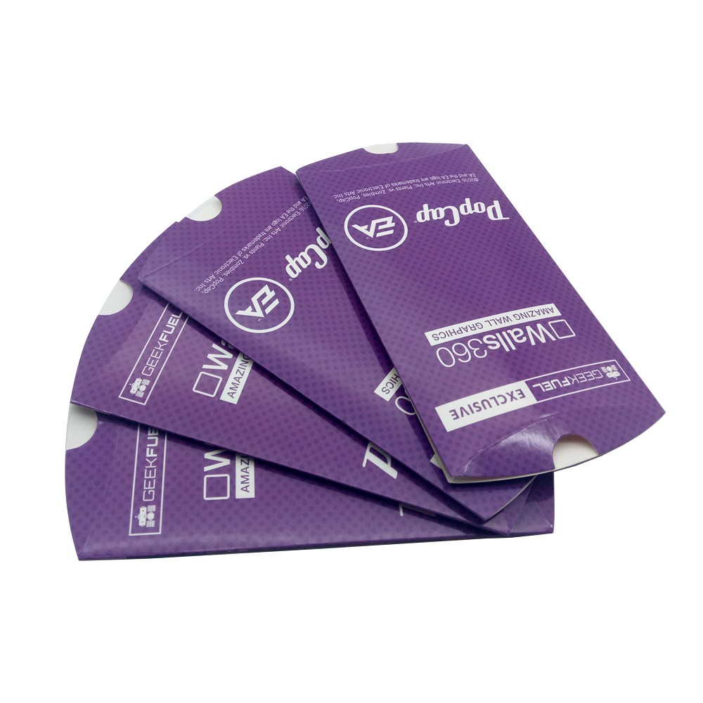 Printed Packaging Kraft Paper Pillow Box Manufacturers, Printed Packaging Kraft Paper Pillow Box Factory, Supply Printed Packaging Kraft Paper Pillow Box