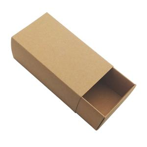 Recycled Craft Gift Carton Paper Box Packaging