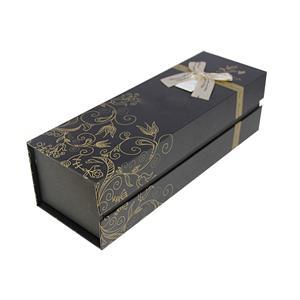 Cartón Empaquetado de papel vidrio vino caja