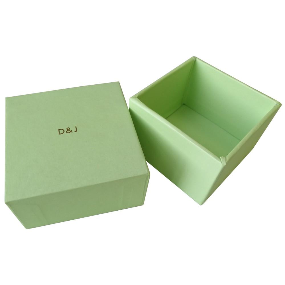 Caja de papel del caramelo del favor de la boda del regalo de lujo