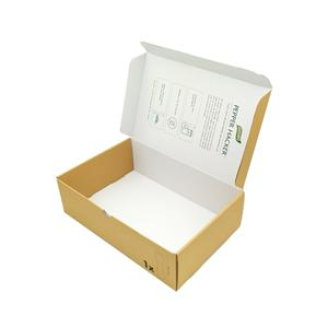 Printing Paper Gift Packaging Color Box