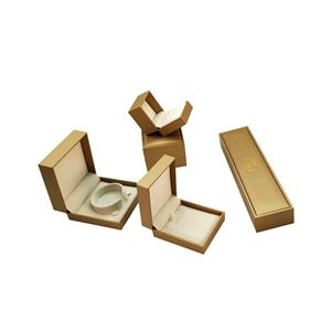 Gift Packaging Ring Jewellery Leather Box