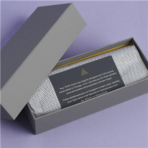Logo Packaging Necktie Gift Box