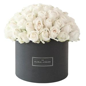 Delivery Packaging Round Box For Flowers