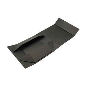 Ribbon Cardboard Foldable Shopping Box