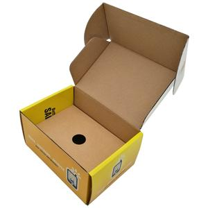 Cardboard Packaging Corrugated Box