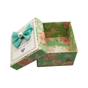 Sweet Favor Packaging Wedding Candy Box