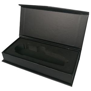 Closure Gift Black Magnetic Box