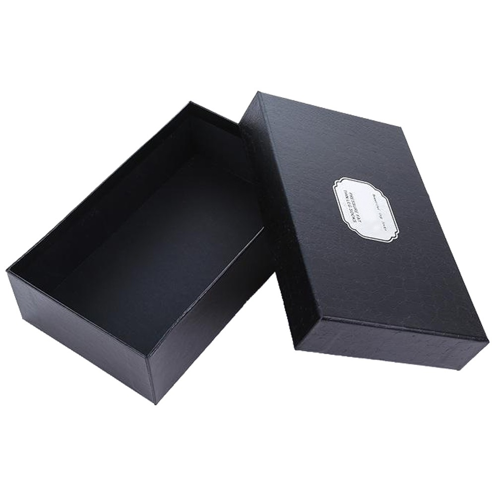 Luxury Cardboard Packaging Black Box Manufacturers, Luxury Cardboard Packaging Black Box Factory, Supply Luxury Cardboard Packaging Black Box