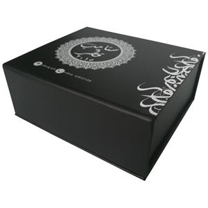 Cardboard Shipping Packaging Black Box