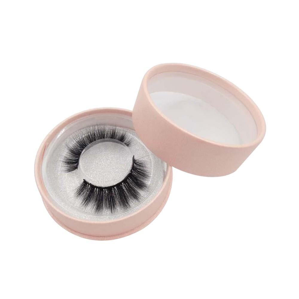 Lash Packaging Round Eyelash Box Manufacturers, Lash Packaging Round Eyelash Box Factory, Supply Lash Packaging Round Eyelash Box