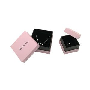 Gift Paper Small Necklace Ring Box