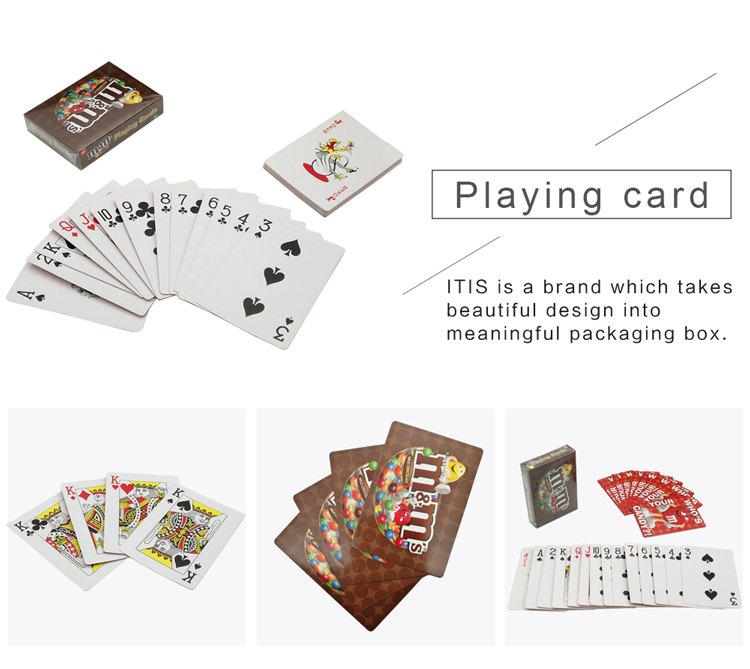 playing cards custom printing