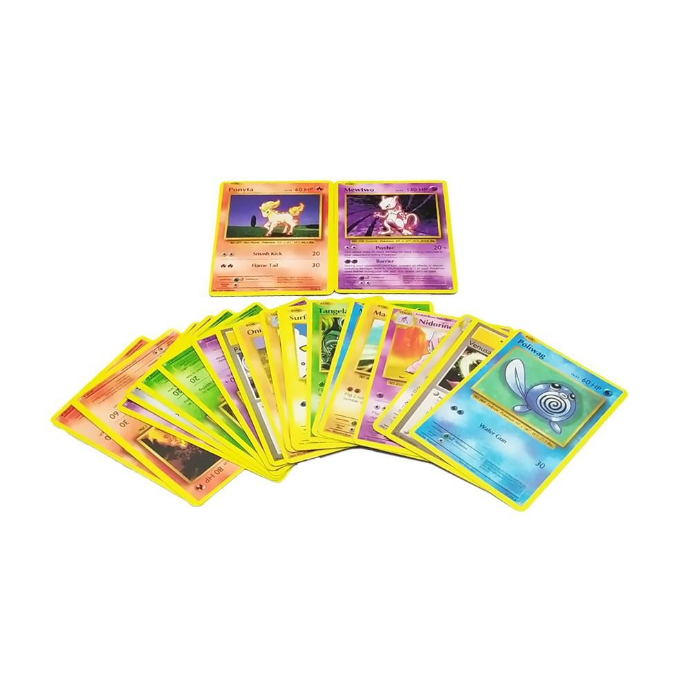 Skriva ut Pokémon-kortspel