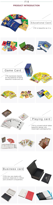 standard flash card size