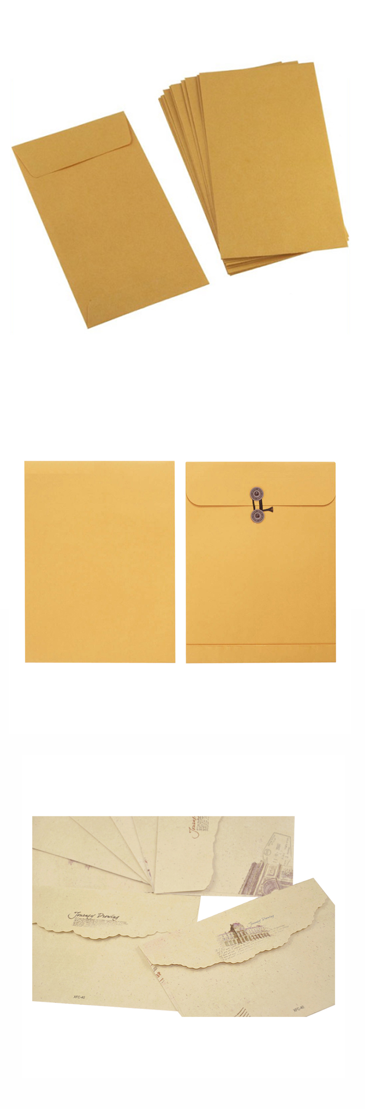 cardboard envelope packaging