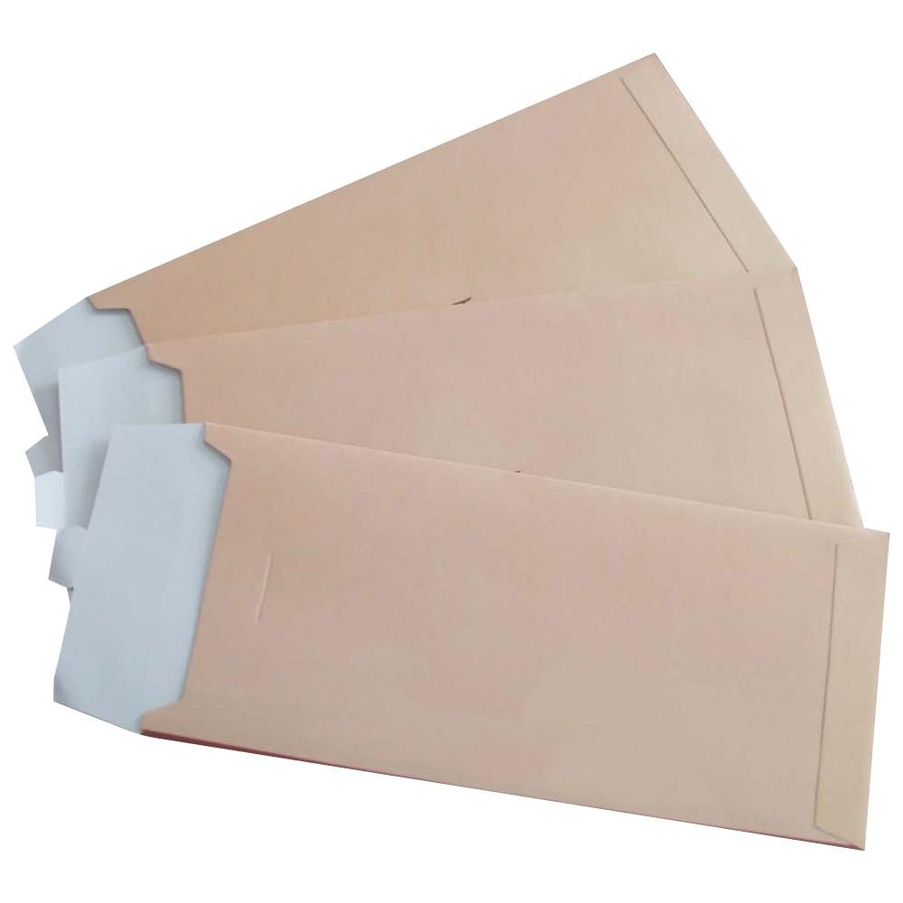 Print Paper Brown Packaging Envelopes Kraft