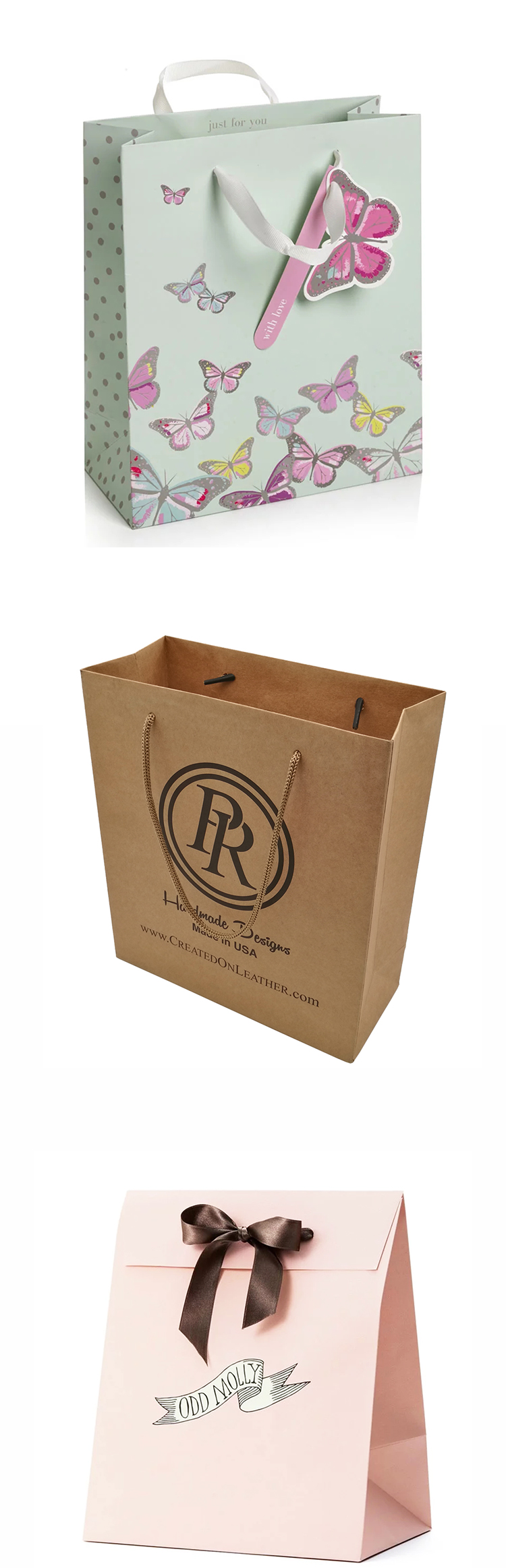 bags with paper