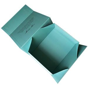 Rigid Magnetic Gift Packing Foldable Box