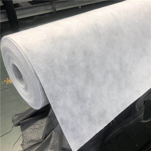 Non-woven Composite Geotextile With Multiple Layers
