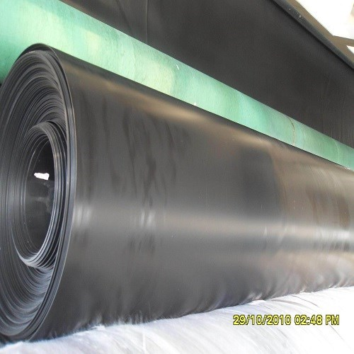 Black Color HDPE Geomembrane Products