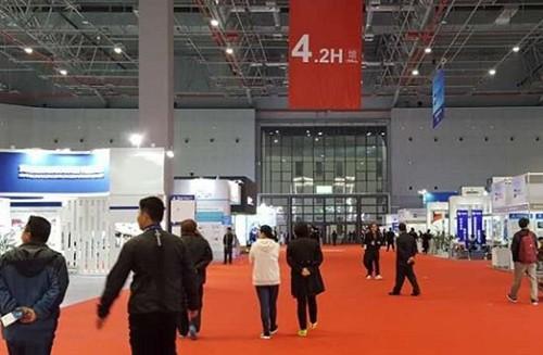 Jiantong Menghadiri Pameran Geosintetik Antarabangsa Shanghai 2020