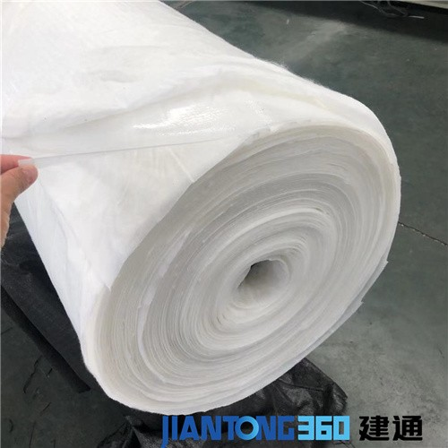 Composite Geomembrane for water conveyance, containment
